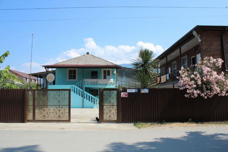 Гостевой дом «У Тамары», г. Пицунда