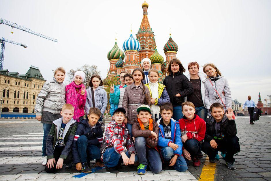 Экскурсионные туры для школьников
