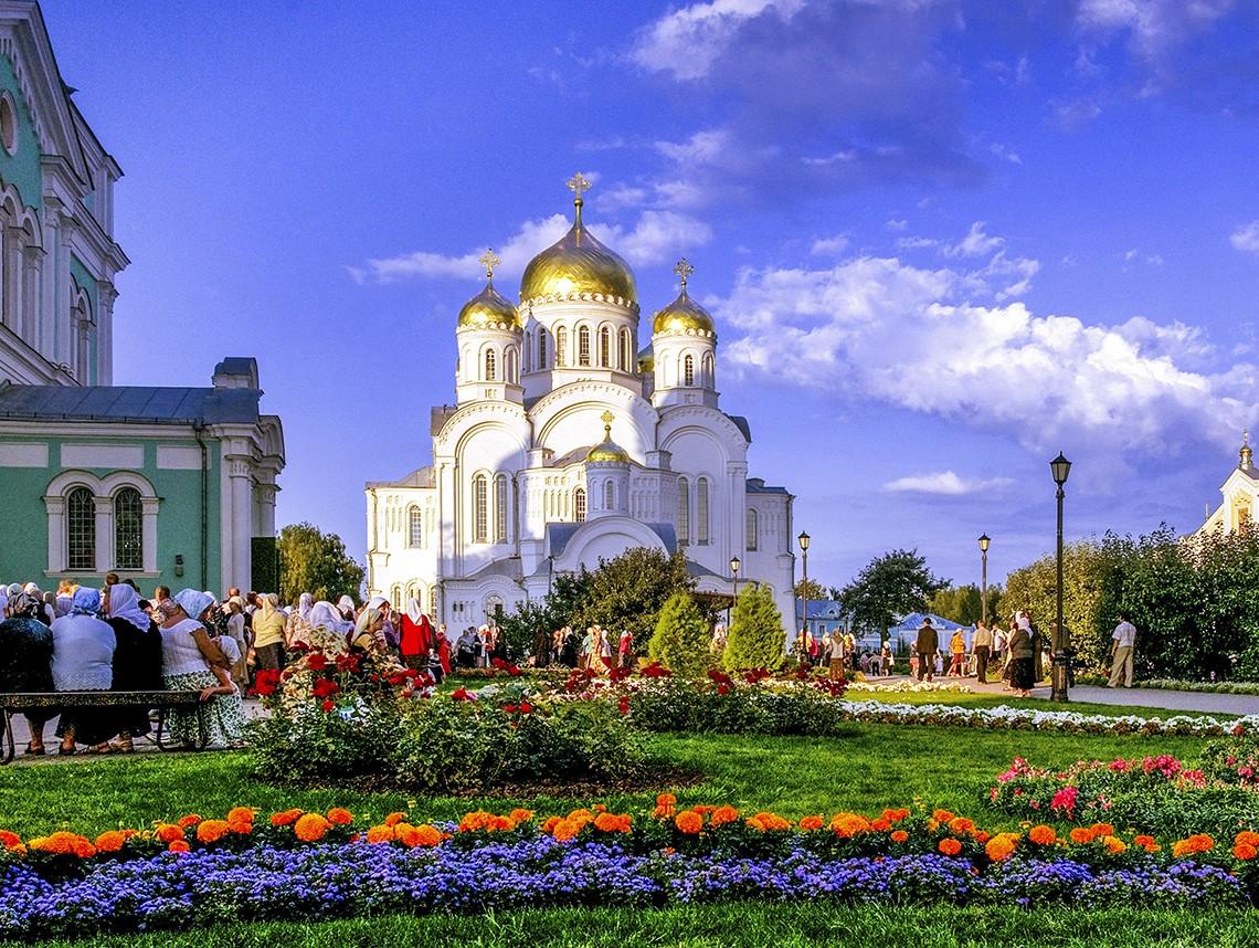 Нижний Новгород + Дивеево