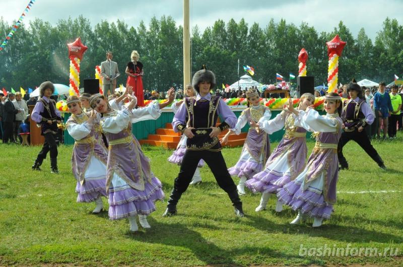 Рекламный тур в Башкортостан