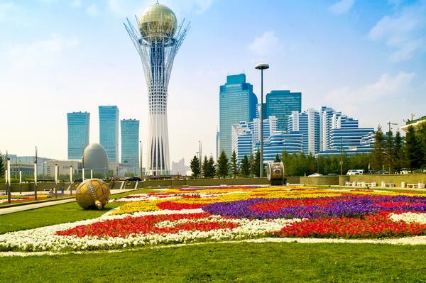 Сияющий Нур-Султан (Астана)