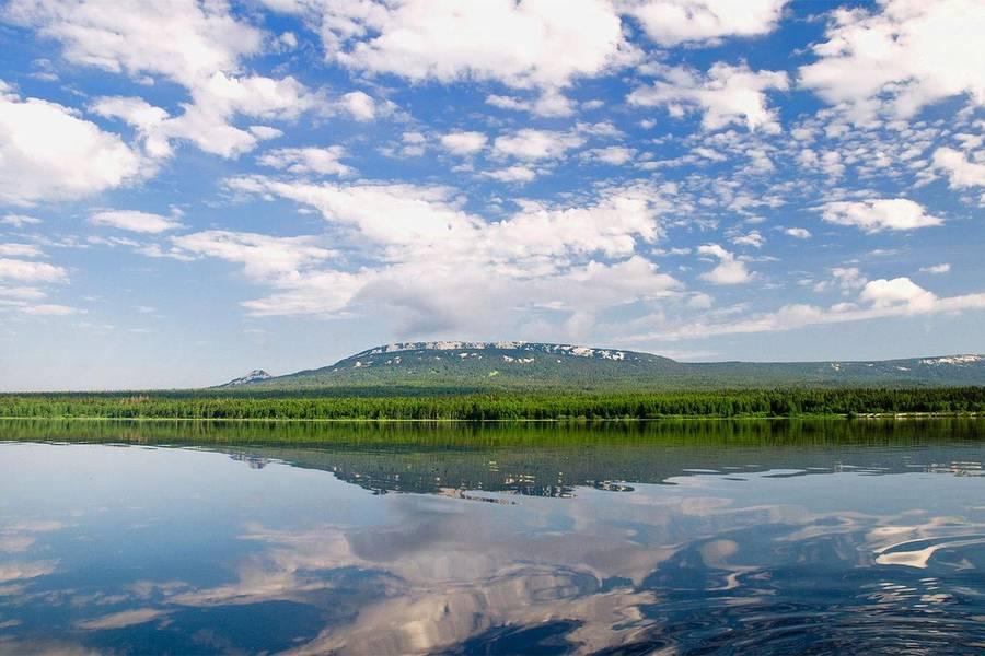 Зюраткуль — «Сердце-Озеро» (1 дн).