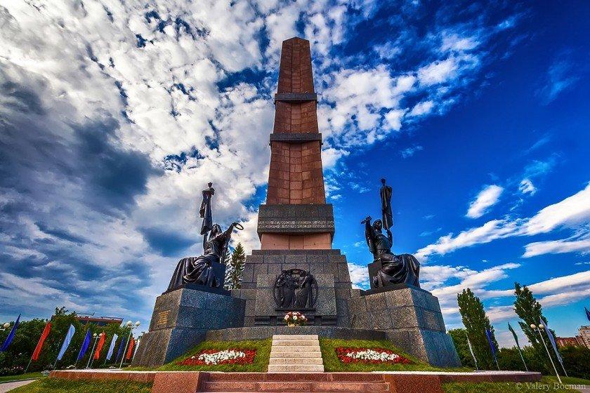 Уфа-Столица!
