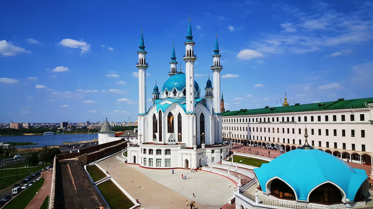 Казань+Свияжск или Раифа 3 дня
