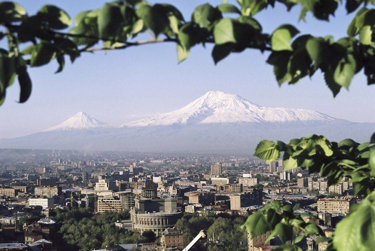 Пять дней в Армении