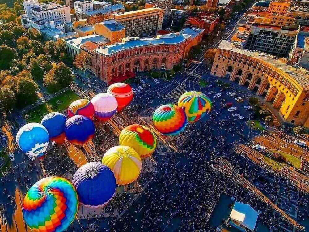 Пять дней в Армении 27.10.19