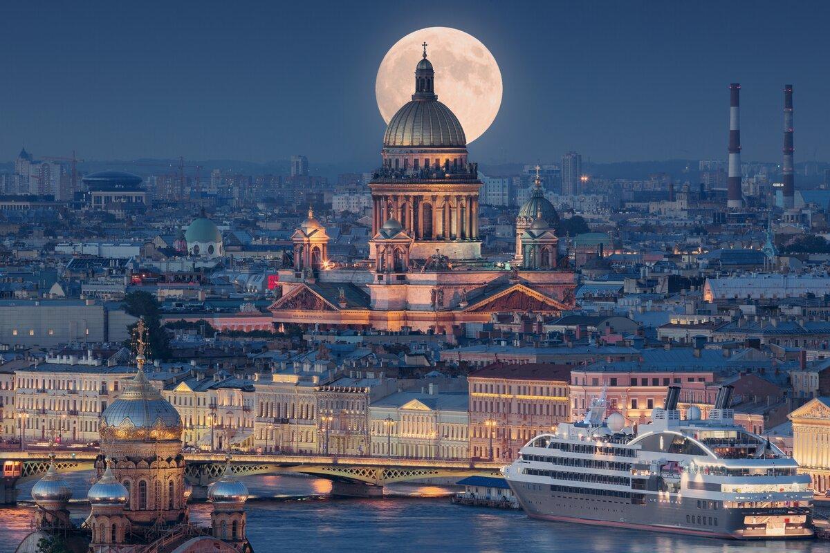 Классический Санкт-Петербург 3 дня/2 ночи