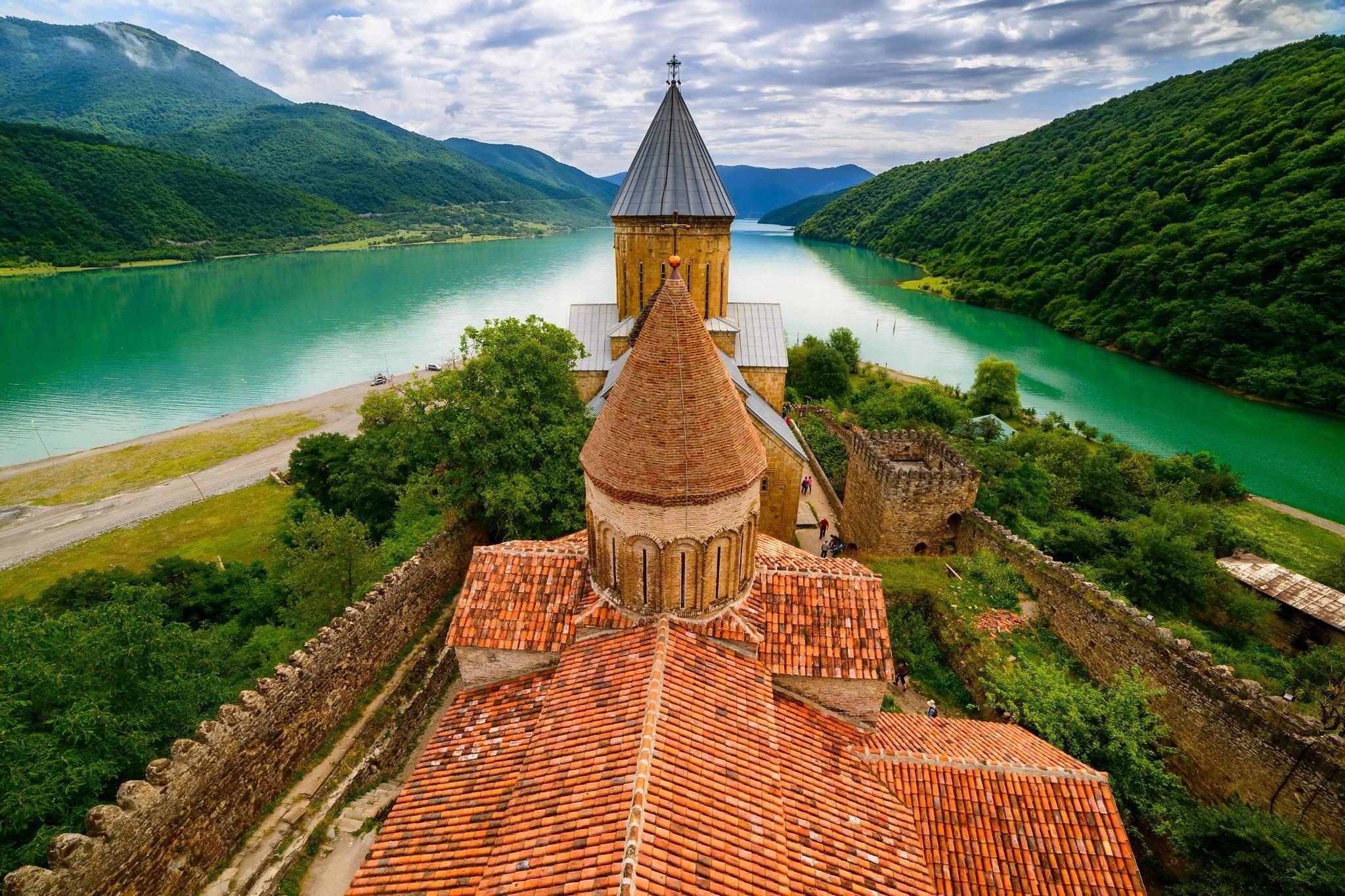 Путешествие в 2 страны одним туром (Грузия+Армения)