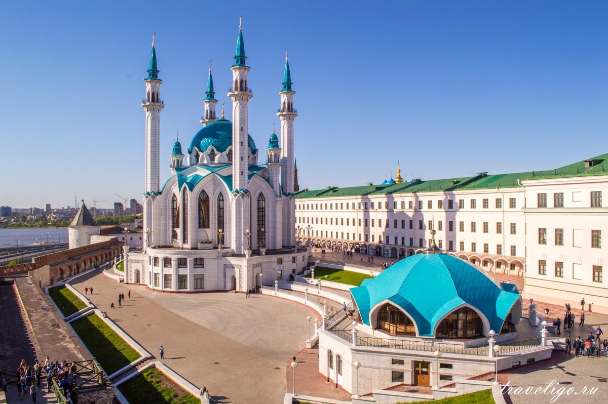 Казань 3 дня