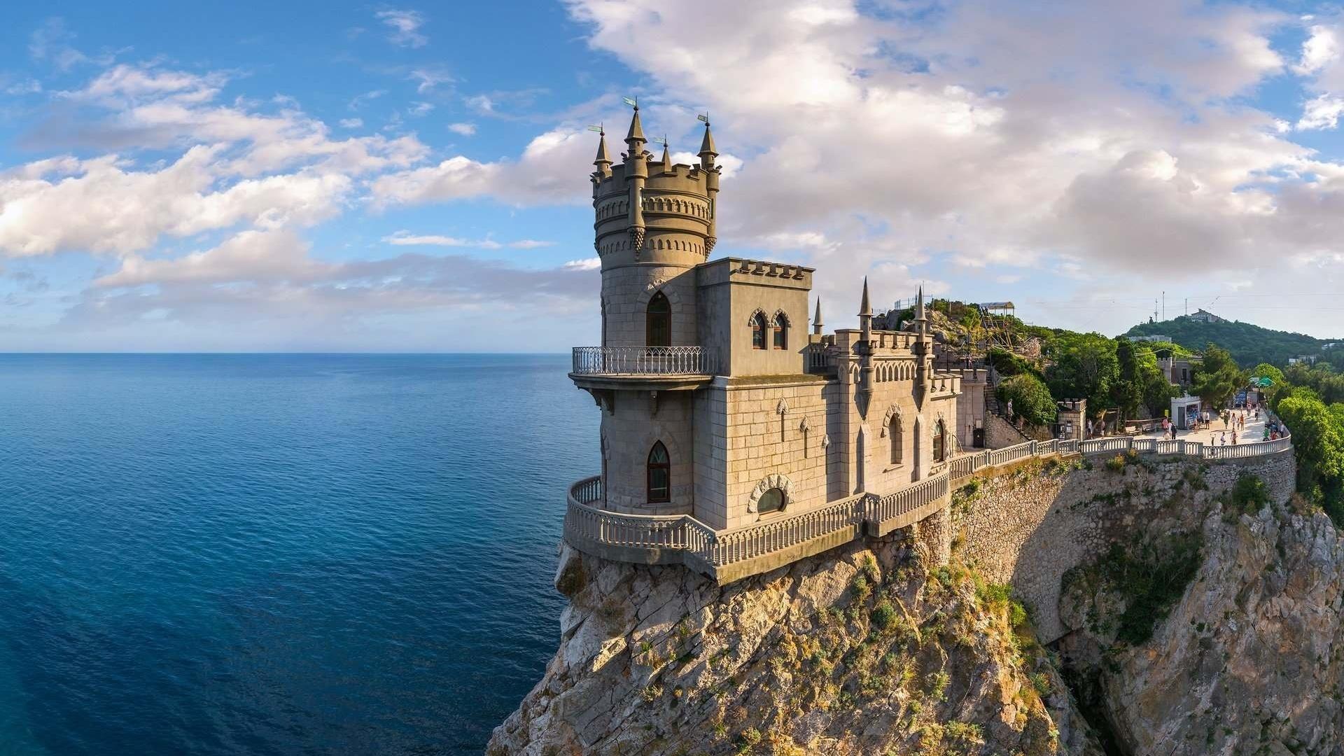 Весь Крым (Керчь, Феодосия, Судак, Алушта, Ялта, Бахчисарай, Саки)