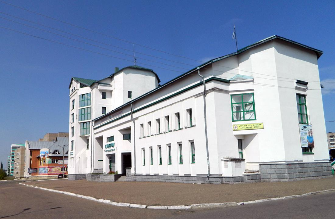 г. Кумертау, Кумертауский автовокзал, ул Бабаевская 4