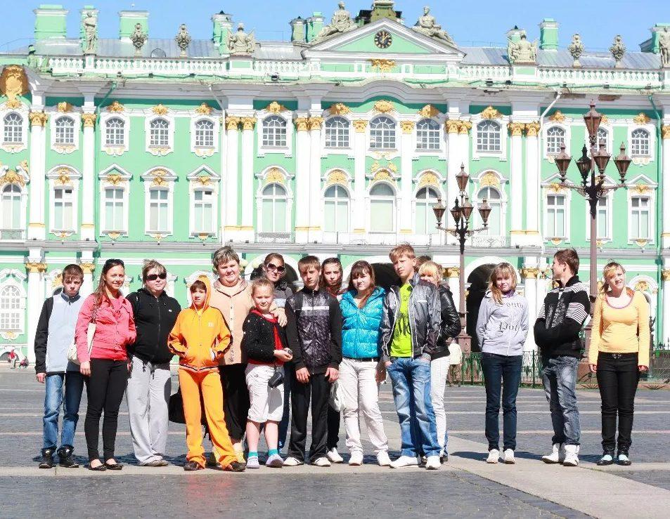 Санкт-Петербург 13+2
