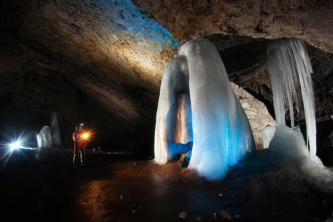 В гости к Снежной Королеве (Аскинская пещеры) 1 день