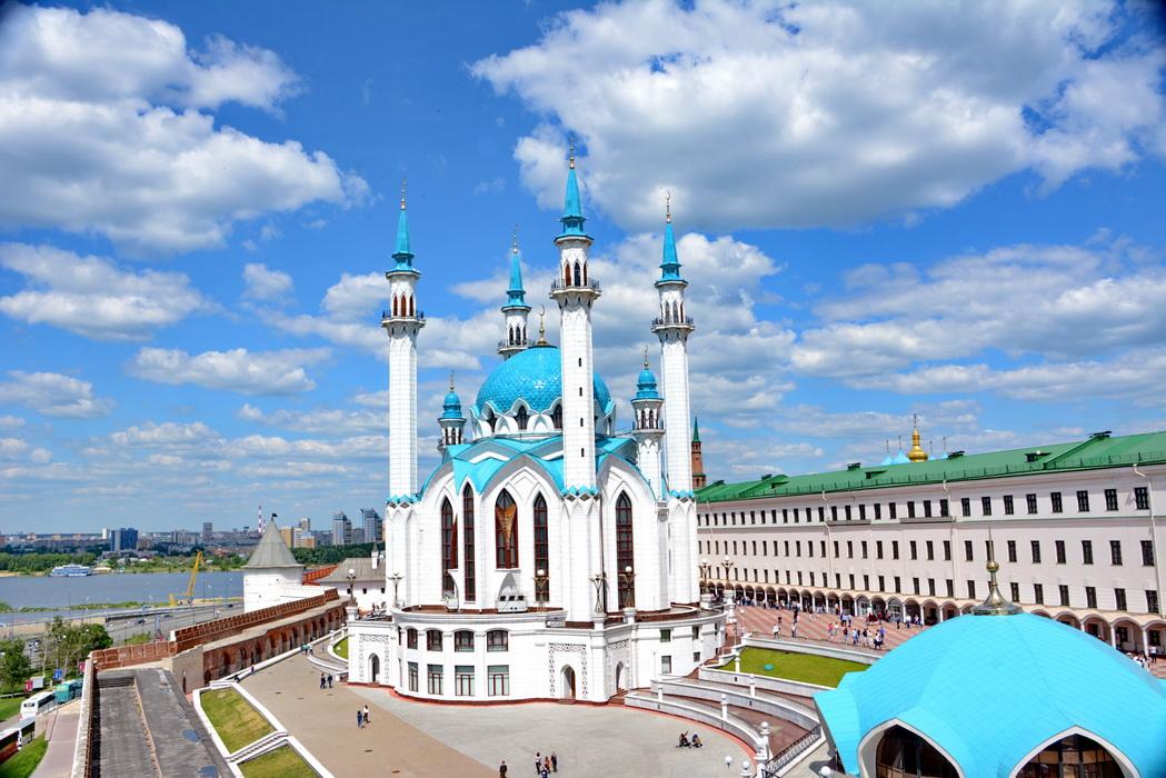 Казань+Раифа 2 дня